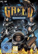 Greed Black Border-action jeu de rôle pour pc NEUF/OVP