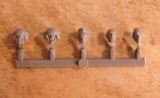 Imperial Guard Cadian Command Head Bits