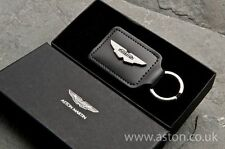 ANTHONY HOLT ENAMELLED WINGS GENUINE ASTON MARTIN DAVID BROWN KEY RING