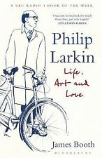 Philip Larkin by James Booth (2016, Paperback)