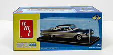 AMT Clear Display CASE with black base for 1/24 and 1/25 scale cars