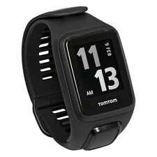 TomTom Spark 3 GPS Fitness Watch - Black - Large