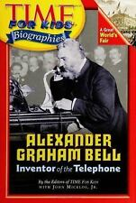 Time For Kids: Alexander Graham Bell (Time for Kids Biographies)-ExLibrary