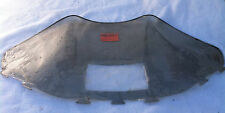 POLARIS VINTAGE SNOWMOBILE WINDSHIELD  NEW OLD STOCK ITEM PART 2ND
