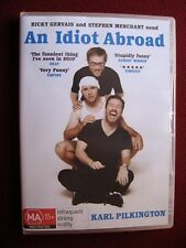 An Idiot Abroad - 2DVD Set - 8 Episodes + Special Features - As New!