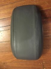 GREY LEATHER  CONSOLE LID Ford EF EL FAIRMONT. FAIRLANE