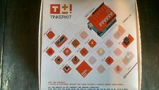 NEW Tinkerkit Electronics Basic Kit Arduino Compatible 20 Sensors and Components