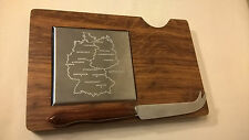 FXL GEORGE WOSTENHOLM Vintage Cutting Board & Knife - Very, Very Rare!