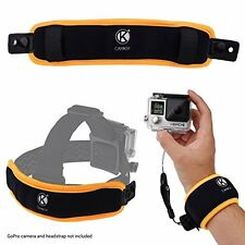2-in-1 floating wrist strap and head strap Floater GoPro Hero 4 Japan