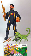"2017 GIJOE Club Exclusive 12"" - G.I. Joe Super Joe Commander - New Terron"