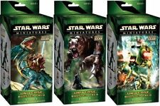Star Wars CMG Miniatures Game Universe Huge Booster Pack OVP SEHR SELTEN ! ! !