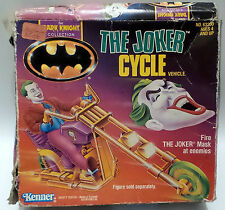 BATMAN : THE JOKER CYCLE BOXED MODEL MADE BY KENNER IN 1990