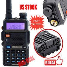 1x Baofeng  UV-5R+Plus  VHF UHF 136-174/400-520MHz Dual Band FM Two way Radio AG