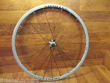 "MAVIC SPEED CITY TUBELESS CLINCHER DISC & RIM BRAKE 700""  FRONT WHEEL"
