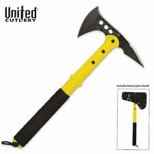 M48 Kommando Tactical Survival Rescue Tomahawk Axe w/ Sheath UC2820 New
