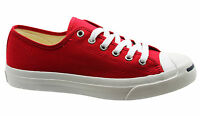 Converse All Star Jp Ltt Ox Jack Purcell Red Canvas Trainers Unisex 132734C D13
