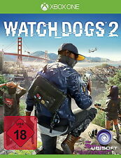 Microsoft XBox One Spiel Watch Dogs 2 USK 18