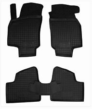 OPEL ASTRA G 1998-2004 Rubber Car Floor Mats All Weather Alfombras Goma Carmats