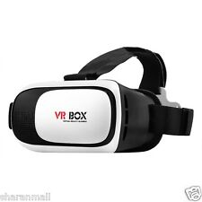 NEW VR Headset Virtual Reality VR BOX Goggles 3D Glass Google Cardboard