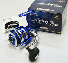 Okuma AZORES 8000 (CASTING / JIGGING) Spinning Reel  From Japan