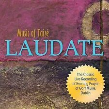 Laudate: Music of Taize 2014 by Berthier, Jacques; McCarthy, Dermott 0879465298