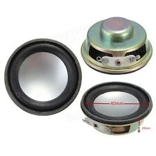 "1PC 2"" inch 4Ohm 4Ω 3W Full Range Audio Stereo Woofer Speaker Loudspeaker NEW"