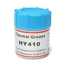 20g White Silicone Compound Thermal Grease Paste HY410 for CPU GPU LED IC Chip