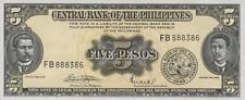 Philippinen/ Philippines 5 Pesos (1949) Pick 135