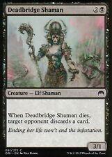 4x deadbridge Shaman | nm/m | Magic Origins | mtg