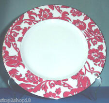 Kate Spade Belle Park Pink Accent Plate NEW