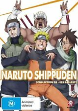 Naruto Shippuden Collection 20 (Eps 245-257) NEW R4 DVD