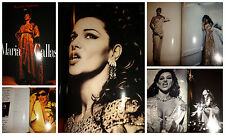 Manuela Papatakis Maria Callas vintage clippings 1993 Vogue Italia Michel Comte