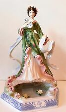 ROYAL WORCESTER LTD ED.   FIGURINE THE WILLOW PRINCESS