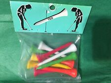 Set of 10 Golf Tees Personalized TED Stocking Stuffer Office Gift