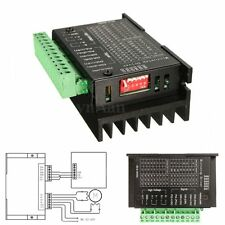 CNC Single Axis 4A 42V TB6600 2/4 Phase Hybrid Stepper Motor Driver Controller