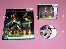 PC _ Soul Reaver Legacy Of Kain & Offizielles Lösungsbuch _ sehr guter Zustand
