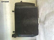 YAMAHA YZF 1000 R1 4XV ALL YEAR RADIATOR AND FAN GENUINE OEM  22Y2235 - 33