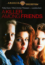 A Killer Among Friends (DVD, 2013)