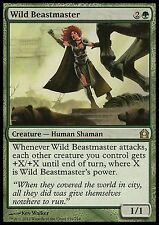 Wild Beastmaster  X4 NM RTR Return to Ravnica MTG Magic Cards Green Rare