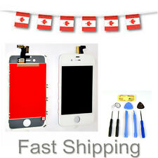 CA Replacement LCD Display & Digitizer Touch Screen for Apple iPhone 4S White