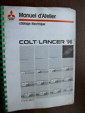 Mitsubishi COLT LANCER série 2 1996 1998 : Schémas électriques