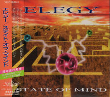 ELEGY State Of Mind +1 JAPAN CD OBI VICP-60004 Ian Parry Vengeance
