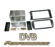 CT23FD10 Ford C-Max (07 on) Double Din Stereo Fascia Kit Black