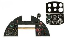 TYPHOON Mk.IB  PHOTOETCHED, COLORED INSTRUMENT PANEL TO AIRFIX #2405 1/24 YAHU