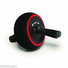 Ab Workout Wheel Roller Machine Carver Crunch Circle Body Work Out Pro Exercise