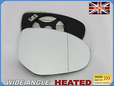 Wing Mirror Glass MAZDA 2 3 6 2007-2015 Aspheric HEATED Right side #JM025