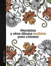 Mandalas y Otros Dibujos Budistas para Colorear by V. V. . AA. (2015, Paperback)