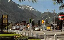 Photo. 1970-2. Hope, BC Canada. Water Ave