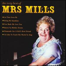 MRS MILLS - THE VERY BEST OF CD ~ HONKY TONK PIANO ~ GREATEST HITS *NEW*