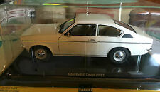 "DIE CAST ""OPEL KADETT COUPE' (1973) "" 1/24  QUATTRORUOTE COLLECTION"
